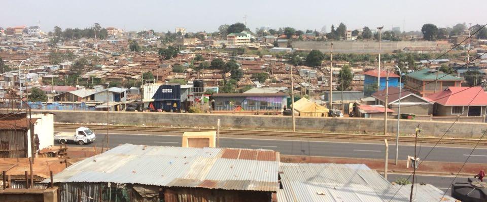Kibera View